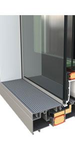 E-70 LESS FRAME, Συρόμενο Σύστημα Κουφωμάτων